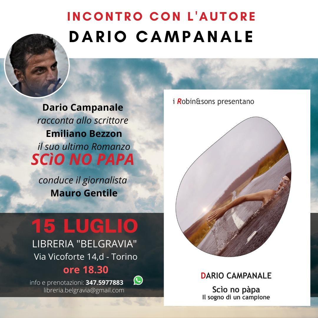 """Presentazione """"Scìo no papa"""" - Libreria Belgravia"""